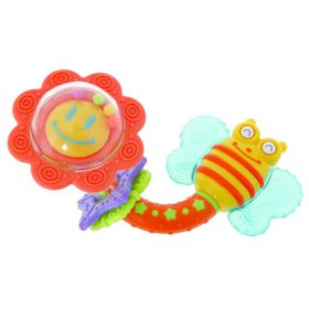 Snookums - Bee Twist Rattle and Teether