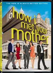 How I Met Your Mother Season 6 (DVD)
