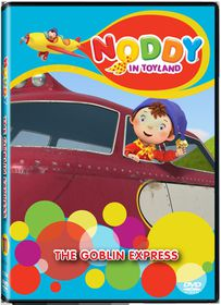 Noddy: The Goblin Express (DVD)