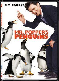 Mr. Popper's Penguins (2011)(DVD)