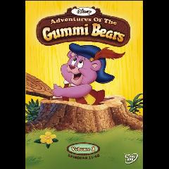 Disney's Adventures of the Gummi Bears Vol 2 Disc 3 (DVD)