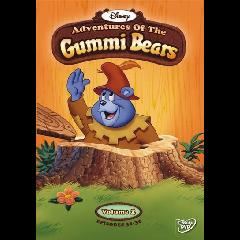 Disney's Adventures of the Gummi Bears Vol 2 Disc 7 (DVD)