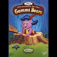 Disney's Adventures of the Gummi Bears Vol 2 Disc 9 (DVD)