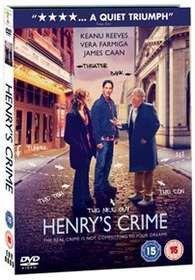 Henrys Crime (DVD)