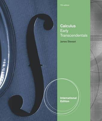 Calculus early transcendentals 7th edition buy online in south calculus early transcendentals 7th edition loading zoom fandeluxe Gallery