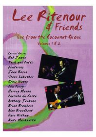Lee Ritenour - Live From The Cocoanut Grove (DVD)