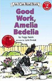 Icr2 Good Work Amelia Bedelia