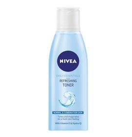 Nivea  Visage 2 in 1 Cleanser and Toner - 200ml