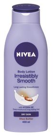 Nivea Body Irresistibly Smooth Lotion 400ml