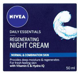 Nivea Visage Nourish Night Cream 50ml