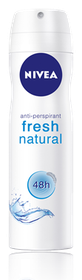 Nivea Deo Fresh Spray Female 150m