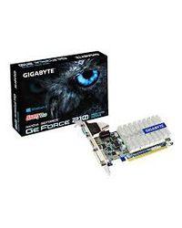 Gigabyte Nvidia GT210 1GB Lp DDR3 Graphics Card