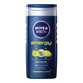 Nivea - Shower Energy For Men 250ml