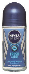 Nivea Deo Fresh Men Roll on 50ml