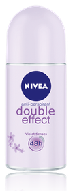 Nivea Deo Roll On Double Effect - 50ml