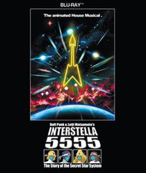 Interstella 5555 - (Australian Import Blu-ray Disc)