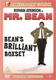 Mr Bean: Series 1 - Volumes 1-4 (parallel import)