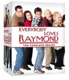 Everybody Loves Raymond- Complete Season 1-9 (DVD)
