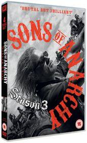 Sons of Anarchy - Season 3 [DVD]