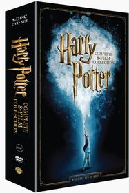 Harry Potter Years 1 - 7 Part 2 (DVD)
