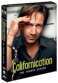 Californication Season 4 (DVD)