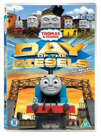 Thomas the Tank Engine and Friends: Day of the Diesels - Movie (Import DVD)
