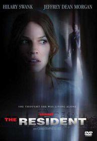 The Resident (2011)(DVD)