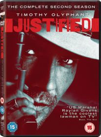 Justified: The Complete Second Season (Import DVD)