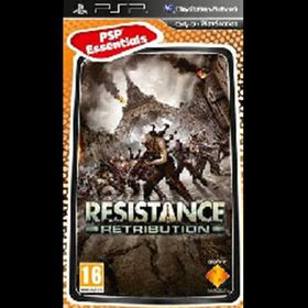 Resistance: Retribution (PSP Essential)