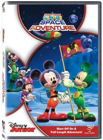 Mickey Mouse Clubhouse: Space Adventures (DVD)