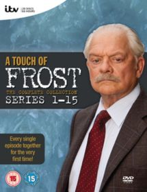 A Touch of Frost: The Complete Series 1-15 (DVD)