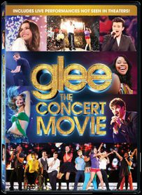 Glee: The Concert Movie (2011)(DVD)