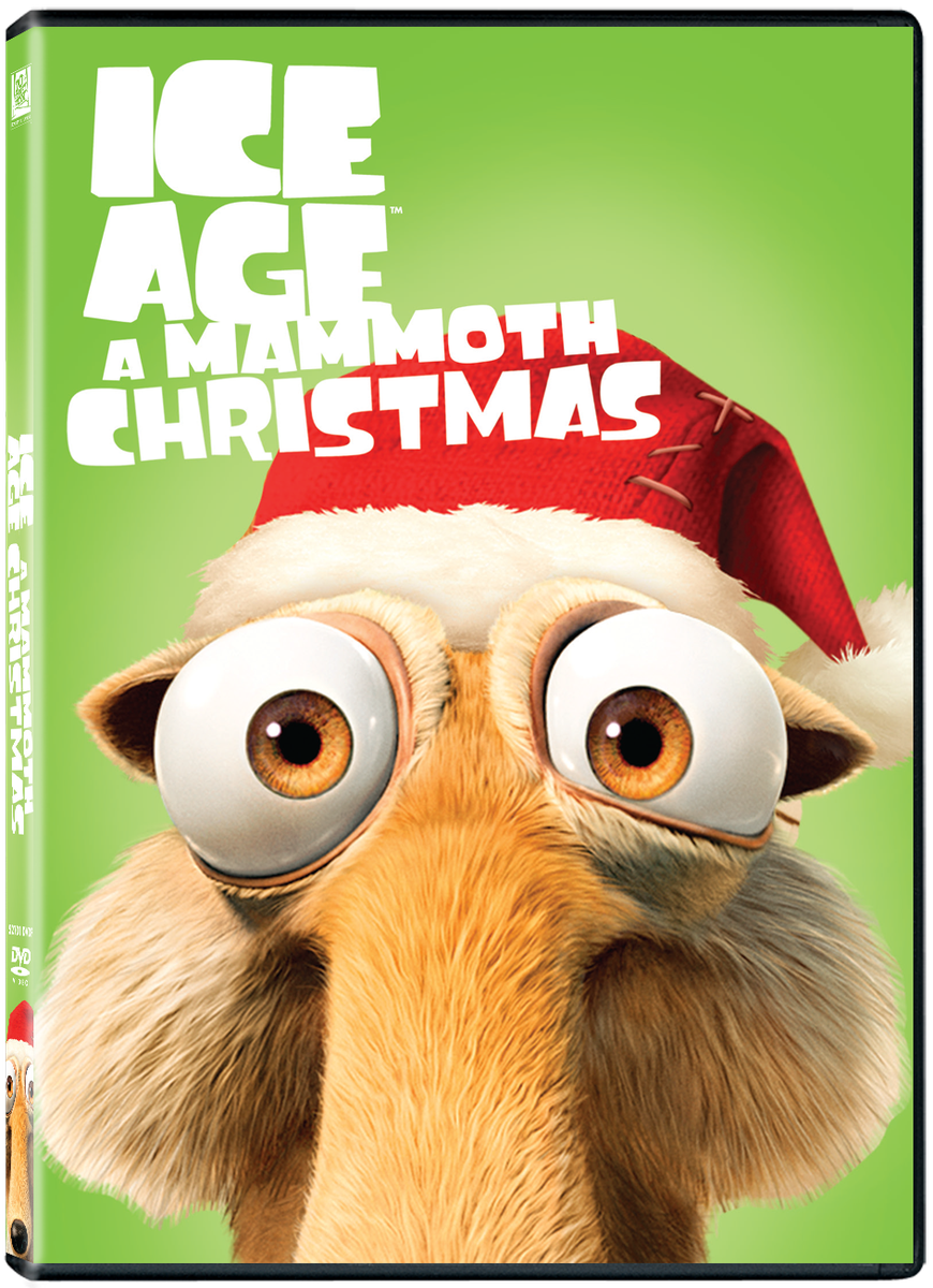 Ice Age: A Mammoth Christmas (dvd) | Buy Online in South Africa ...