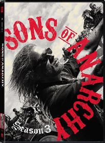 Sons Of Anarchy Season 3 (DVD)