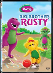 Barney: Big Brother Rusty (DVD)