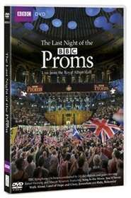 Last Night Of The Proms 2010 (Import DVD)