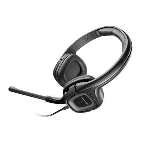 e04a17d4180 Plantronics Audio 355 Stereo Headset - Black | Buy Online in South ...