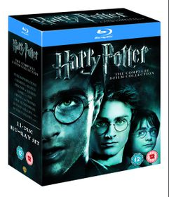 Harry Potter: 8-Film Collection (Disc Blu-ray)