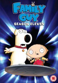 Family Guy - Season 11 (Import DVD)