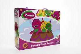Barney - 12 Piece Floor Puzzle