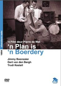'n Plan is 'n Boerdery (1954)(DVD)