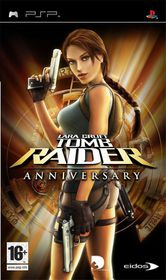 Tomb Raider: Anniversary Essentials (PSP)