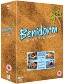 Benidorm: Series 1-4 and Specials (parallel import)