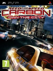 Need for Speed: Carbon Own The City Essenials (PSP)