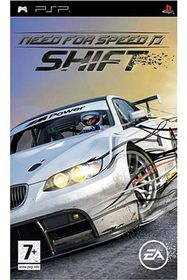 Need for Speed: Shift (PSP Essentials)