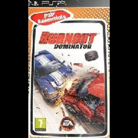 Burnout Dominator Essenials (PSP)