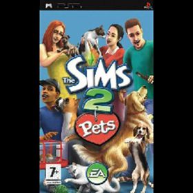 The Sims 2 Pets (PSP Essentials)