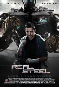 Real Steel (DVD)