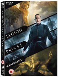 Legion / Priest / Gabriel (DVD)