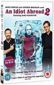 An Idiot Abroad: Series 2 (Import DVD)